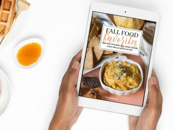 Family Favorite Fall Recipes eBook