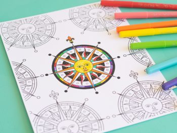 Mythical Coloring Pages