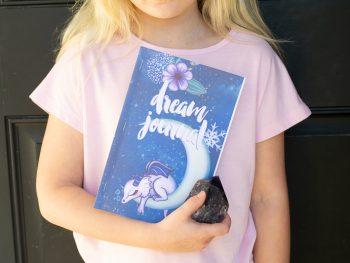 Dream Journal for Kids shop.carrieelle.com