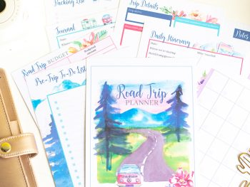 A5 Road Trip Planner